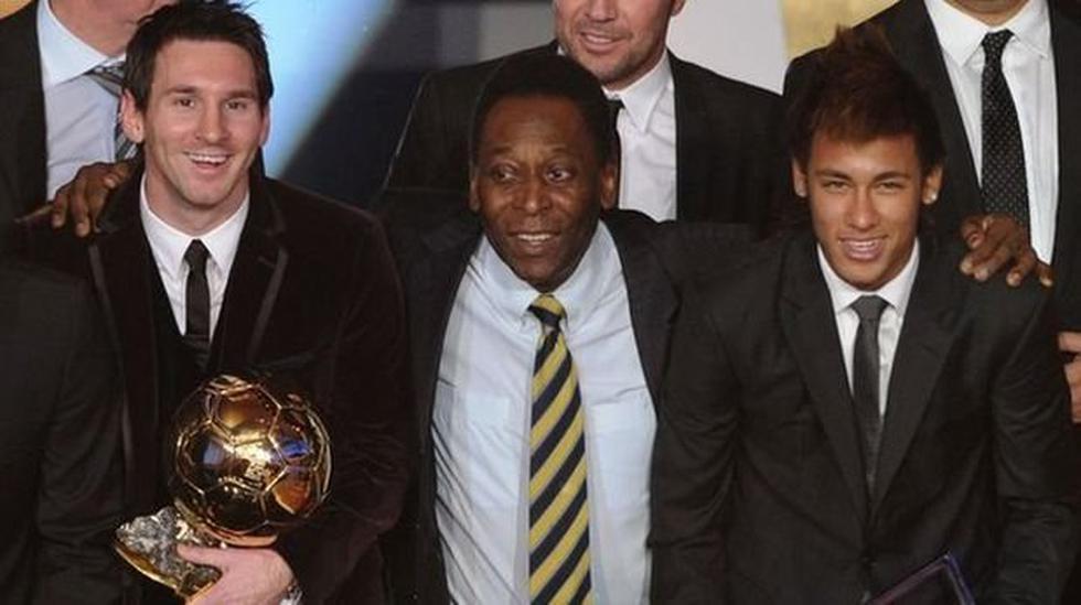Pelé aseguró que no quiere suceder a Blatter en la FIFA - 2