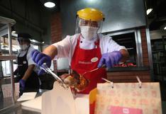 Servicio de delivery de los restaurantes podrá atender las 24 horas durante cuarentena