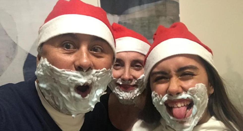 Compatriotas en varias partes del mundo celebran una inédita Navidad a causa de la pandemia. (Foto: Ernesto Sardi / Cortesía para El Comercio)