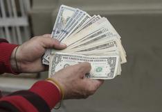 Dólar retrocedió a S/ 4,102 en jornada que el BCR vendió US$ 116 millones