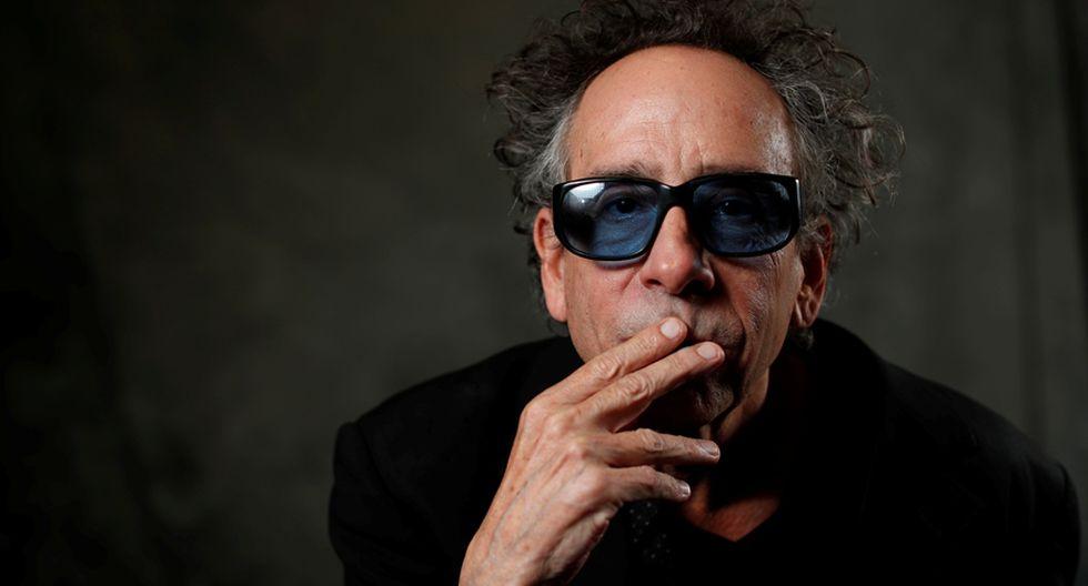Tim Burton. (Foto: REUTERS)