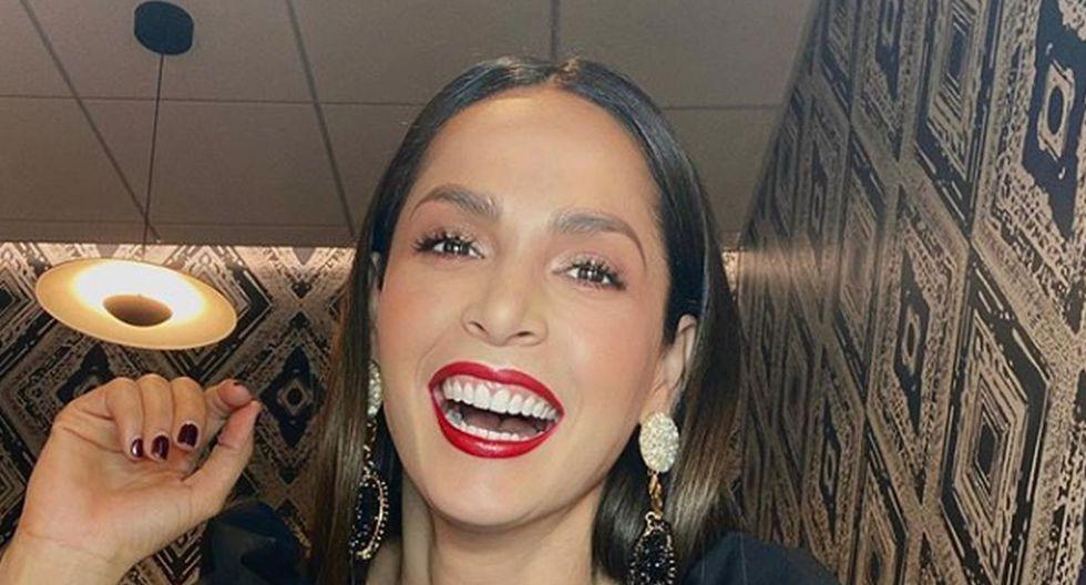 Carmen Villalobos se encuentra más que feliz con la llegada del 2020 y junto a Telemundo ya han pensado en nuevos proyectos que pronto se anunciarán (Foto: Instagram)