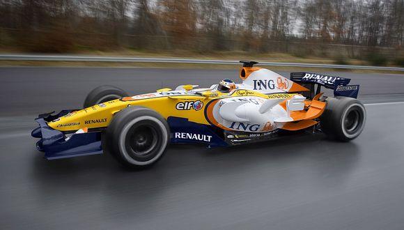Fórmula 1: Renault compró Lotus por ¡una libra!