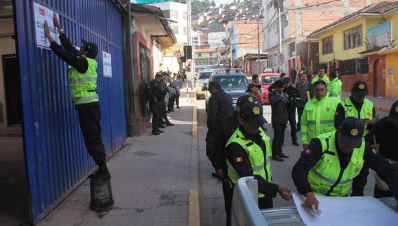 Dirección Regional de Transportes y Comunicaciones de Cusco busca poner fin a la presencia de terminales informales. (Foto referencial: Municipalidad del Cusco)
