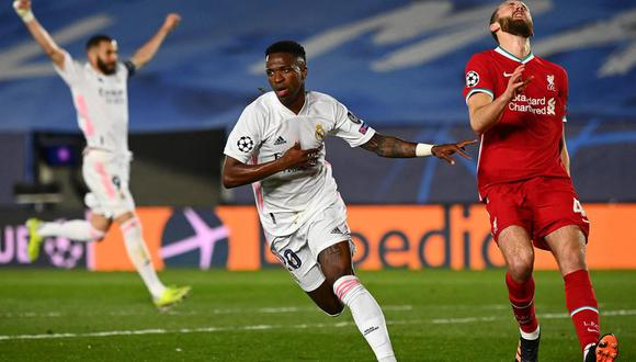 Real Madrid y Liverpool volverán a encontrarse una vez más en la Champions. (Foto: AFP)