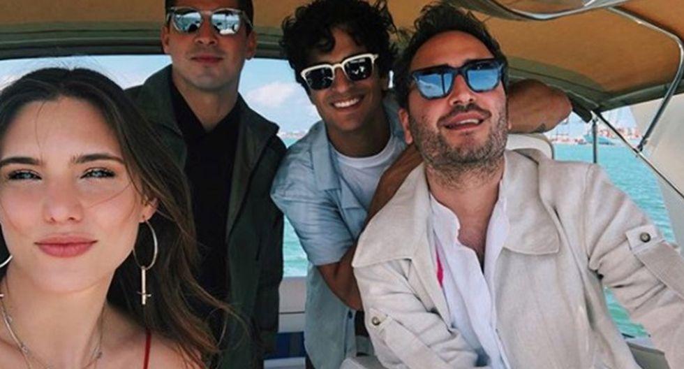 """Instagram: conoce a las actrices que dan vida a la popular pareja de """"Amar a muerte"""""""