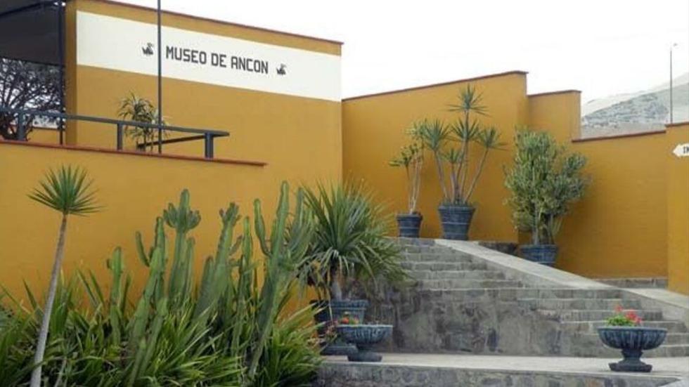El museo de Ancón. (Difusión)