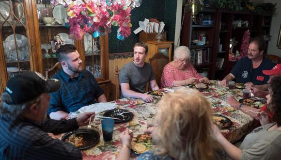 Familia preguntó a Zuckerberg sobre aspiraciones presidenciales