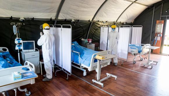 Hospital podrá atender a 74 personas diagnósticada con coronavirus (Foto: Difusión).