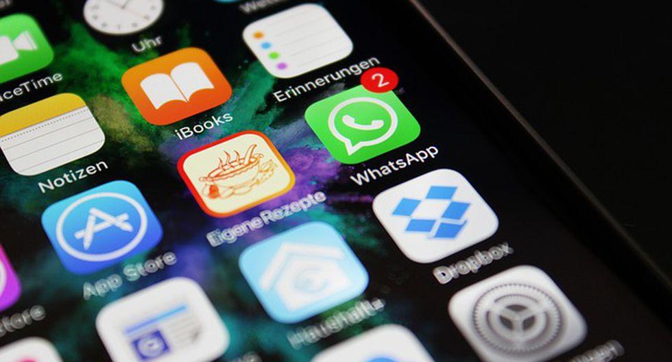 Conoce en esta nota si existe algún riesgo cuando se descargan aplicaciones de WhatsApp falsas. (Foto: Pixabay)