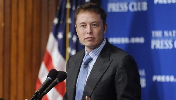 Elon Musk, dueño de las compañía de automóviles Tesla. (Foto: EFE)