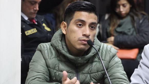 Familiares de la víctima señalaron que ChristopherMejía Huari acabó con la vida de Joanna luego que esta decidiera volver a Loreto. (Foto: @CSJ_LN/ Twitter)