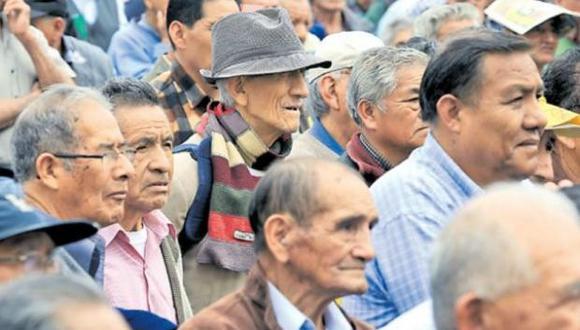 Expectativa de vida en el Perú podría llegar a 82,6 años en el 2040
