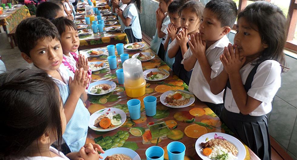 Qali Warma tiene como objetivo entregar arroz fortificado en sus comedores para mejorar la alimentación de los niños.