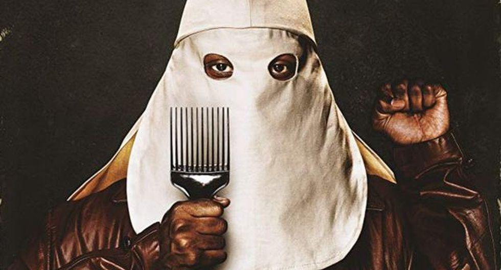 """BlacKkKlansman"": la extraordinaria historia de Ron Stallworth, el policía negro que se infiltró en el Ku Klux Klan."