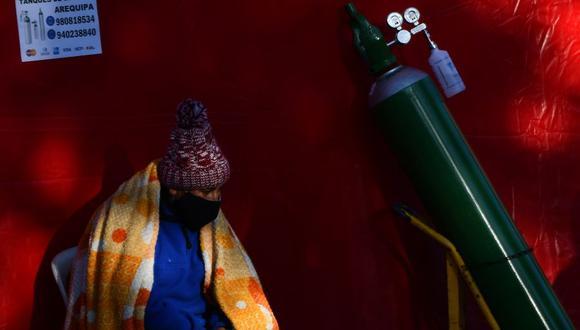 """""""Necesitamos mensajes dramáticos y tan persuasivos que se vean en la TV abierta, que puedan ser compartidos espontáneamente"""". (Foto: Diego Ramos/AFP)."""