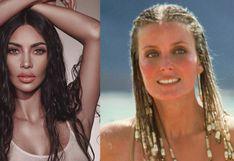 Instagram: Kim Kardashian sorprende con peinado al estilo de Bo Derek | FOTO