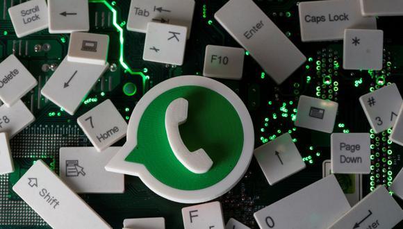 Si quieres conservar tus audios de WhatsApp, aquí te enseñamos cómo lograrlo en pocos pasos. (Fotos: Reuters/Dado Ruvic)