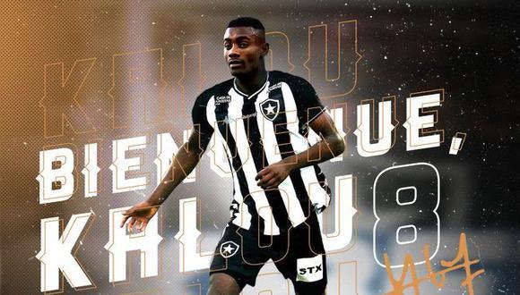En Botafogo trabajará bajo las órdenes de Paulo Autuori. (Foto: Botafogo)