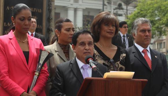 Cecilia Tait y Cenaida Uribe: historia de una enemistad