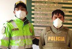 Cusco: detienen a sujeto acusado de abusar de dos hermanitos de 7 y 8 años que cumplían cuarentena