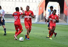 Sport Huancayo derrotó 2-0 a Alianza Lima y aseguró su clasificación a la Copa Sudamericana