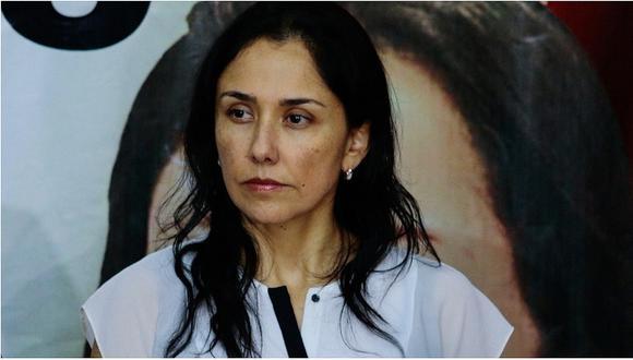 Nadine Heredia tiene 12 meses de impedimento de salida del país desde el 15 de enero, por el Caso Gasoducto. (Foto GEC)