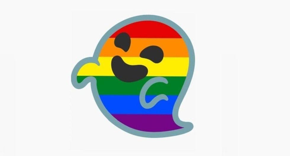 El emoji que creó Vox se convirtió en icono LGTB. (Foto: Twitter)