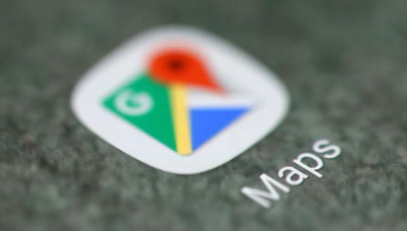 Google Maps es una de las app de GPS más utilizadas en el mundo. (Foto: Reuters)