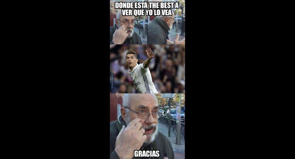 Real Madrid-Atlético de Madrid: así se comenta derbi con memes - 3