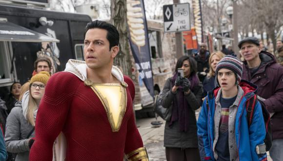 """Escena de """"Shazam!"""". (Foto: AP)"""