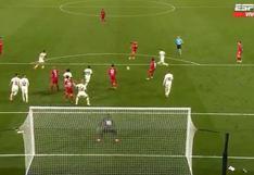 Liverpool vs. Milan: Henderson se lució con golazo de media distancia para el 3-2 | VIDEO
