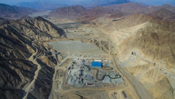 Las obras en el proyecto Chavimochic están paralizadas desde diciembre del 2016.