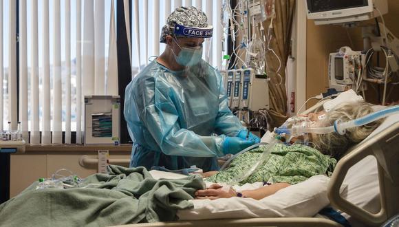 Coronavirus en Estados Unidos | Últimas noticias | Último minuto: reporte de infectados y muertos hoy, martes 2 de marzo del 2021 | Covid-19. (Foto: ARIANA DREHSLER / AFP).