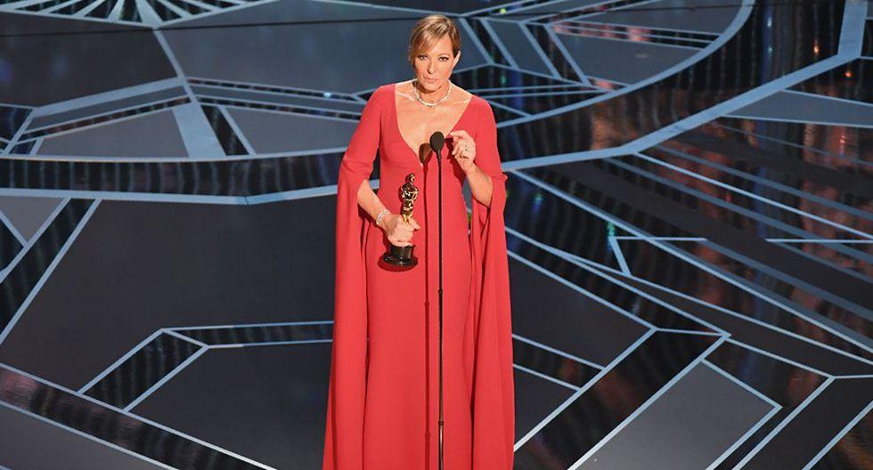 Allison Janney ganó como Mejor actriz de reparto en el Oscar 2018. (Foto: Agencias)