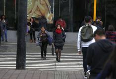 Clima en Lima: se espera una temperatura mínima de 12°C, hoy lunes 21 de septiembre del 2020, según el Senamhi