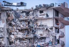 Derrumbe en Miami EN VIVO: Bomberos buscan a 99 desaparecidos entre los escombros de la Champlain Towers