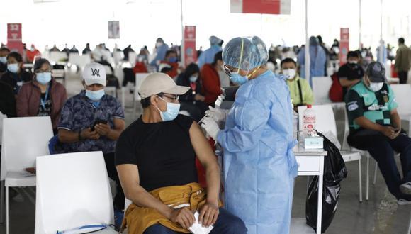 Entérate cómo se alista un nuevo Vacunatón. (Foto: GEC)