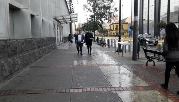 En Lima Oeste, la temperatura máxima llegaría a 20°C, mientras que la mínima sería de 15°C. (Foto: Jorge Malpartida / El Comercio)