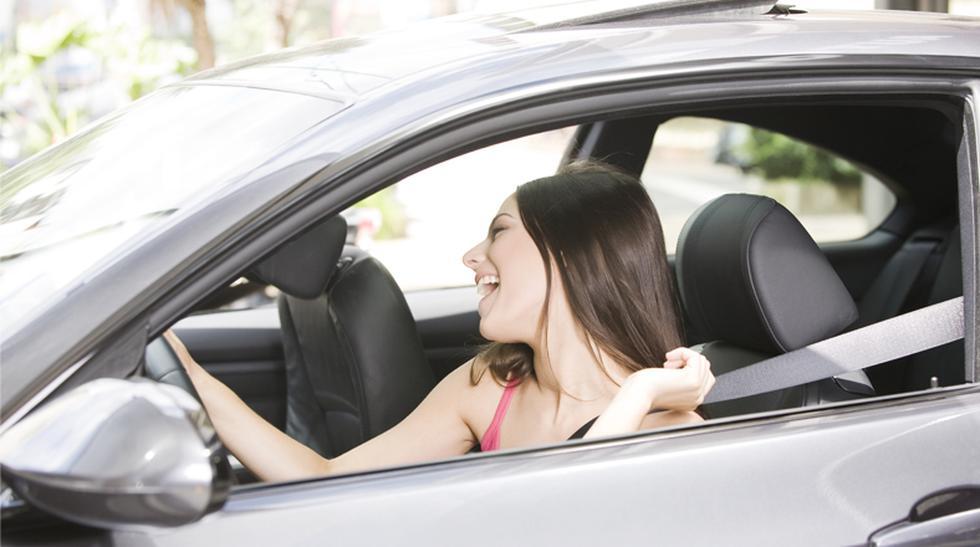 ¿Atorada en el tráfico? Cinco formas de aprovechar el tiempo - 1