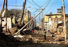 Terremoto en Pisco: el testimonio de un fotógrafo que registró el desastre   FOTOS