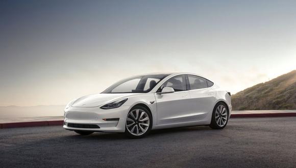 El precio del Tesla Model 3 se redujo a US$46.500. (Foto: Reuters)
