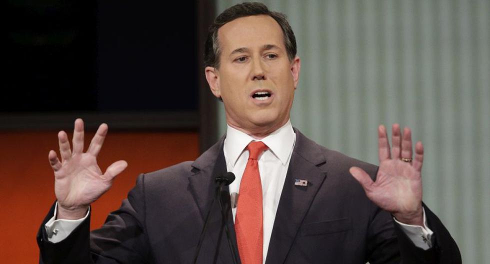 CNN cuts ties with controversial former Republican senator Santorum