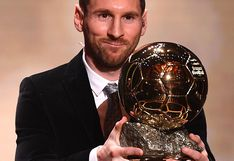 Lionel Messi y su brillo dorado con el Balón de Oro 2019 gracias a su juego más que a sus títulos