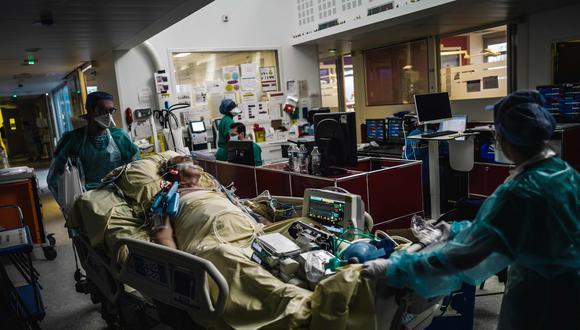 Coronavirus en Francia | Últimas noticias | Último minuto: reporte de infectados y muertos hoy, jueves 22 de octubre del 2020. (Foto: AFP).