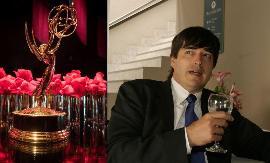 El periodista peruano ganó premios Emmy regionales en 1997, 2008 y 2009. (Foto: AFP)