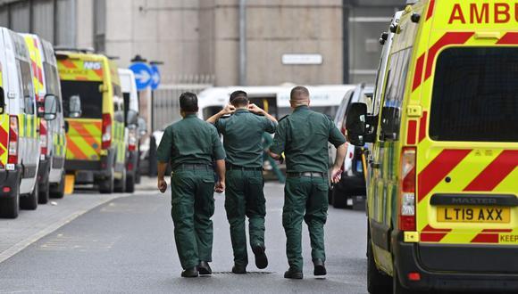 Coronavirus Reino Unido | Últimas noticias | Último minuto: reporte de infectados y muertos hoy, lunes 28 de junio del 2021 | Covid-19. (Foto: JUSTIN TALLIS / AFP).