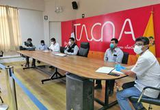 Tacna: Diresa reporta al primer fallecido por COVID-19 en la región