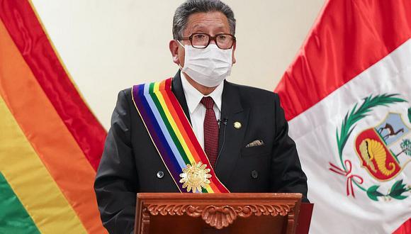 Alcalde del Cusco, Ricardo Valderrama, falleció de COVID-19 en hospital Adolfo Guevara (Foto: archivo GEC)