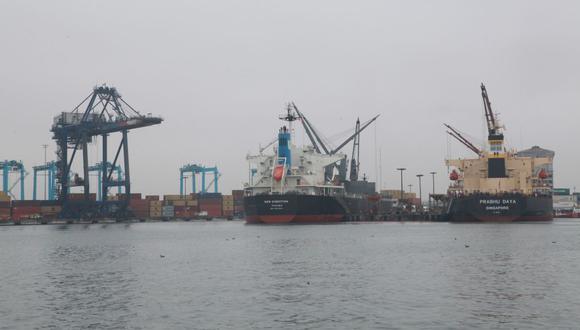 En julio, el valor de las exportaciones fue de US$3.612 millones, superior en 27,3% a lo observado en junio. (Foto: GEC)